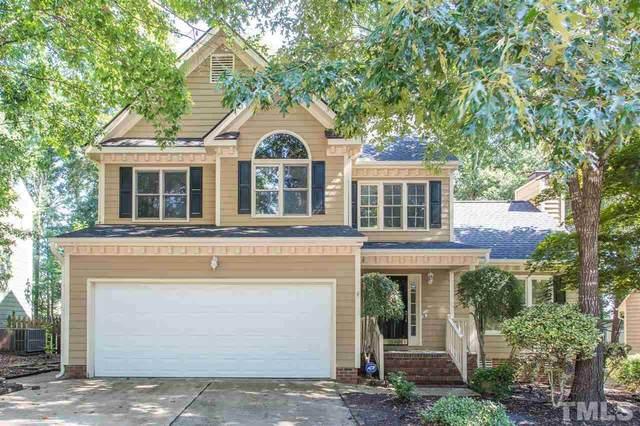 4805 Forest Highland Drive, Raleigh, NC 27604 (#2395438) :: Kim Mann Team