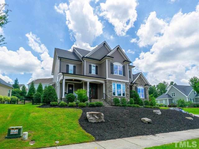 4208 Fawn Lily Drive, Wake Forest, NC 27587 (MLS #2395470) :: EXIT Realty Preferred