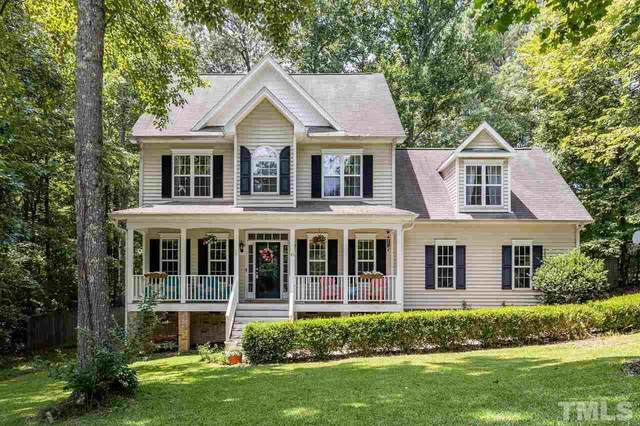 45 Plymouth Court, Pittsboro, NC 27312 (MLS #2395483) :: The Oceanaire Realty