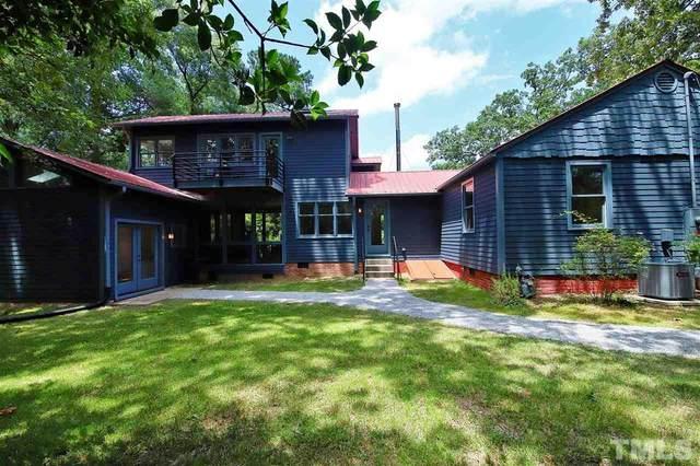 403 Oak Avenue, Carrboro, NC 27510 (#2395501) :: The Jim Allen Group