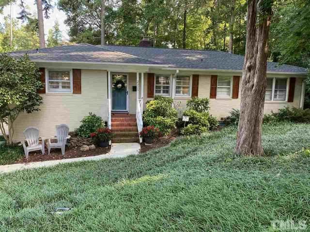2325 Woodrow Drive, Raleigh, NC 27609 (#2395513) :: Dogwood Properties