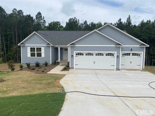 250 Pine Meadow Lane, Middlesex, NC 27577 (MLS #2395557) :: On Point Realty