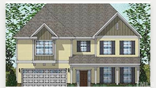 3009 Tubberson Trail Lot 236, Wake Forest, NC 27587 (#2395560) :: Marti Hampton Team brokered by eXp Realty