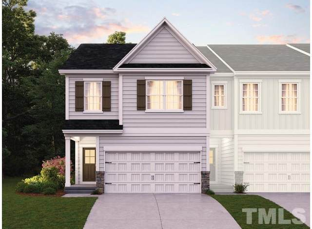 1216 Grenshaw Drive, Morrisville, NC 27560 (#2395570) :: Bright Ideas Realty