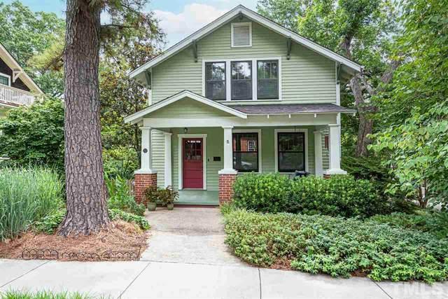 702 N Bloodworth Street, Raleigh, NC 27604 (#2395574) :: Kim Mann Team