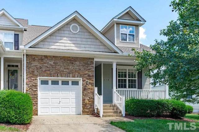 114 Jamison Woods Lane, Apex, NC 27539 (#2395613) :: The Perry Group