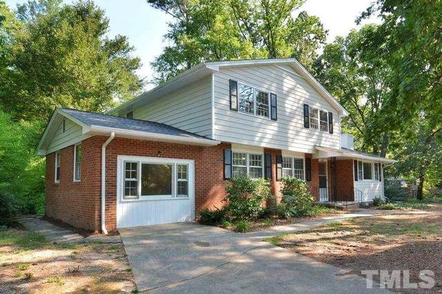 402 Longleaf Drive, Chapel Hill, NC 27517 (#2395643) :: Marti Hampton Team brokered by eXp Realty