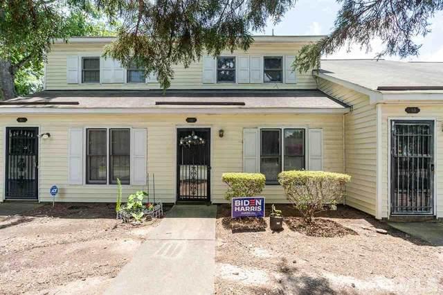 38 Riverwalk Terrace, Durham, NC 27704 (#2395644) :: Bright Ideas Realty