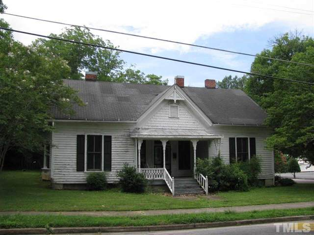 123 N Front Street, Warrenton, NC 27589 (#2395657) :: Scott Korbin Team