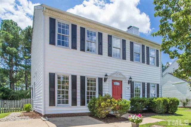 16 Barnsdale Court, Durham, NC 27713 (#2395681) :: Realty One Group Greener Side