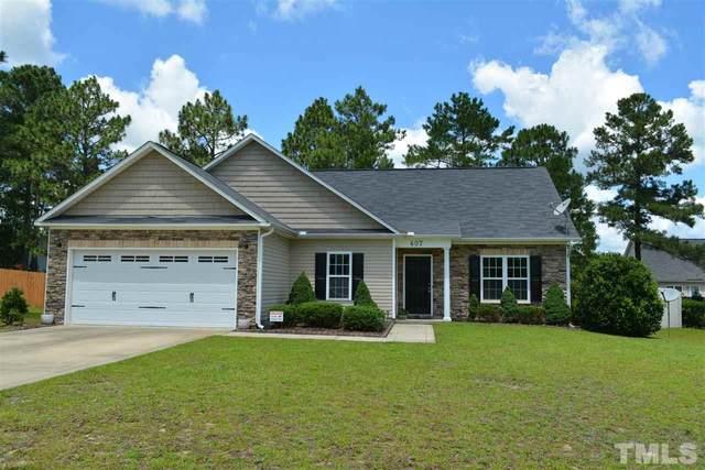 407 Basket Oak Drive, Bunnlevel, NC 28323 (#2395717) :: Realty One Group Greener Side