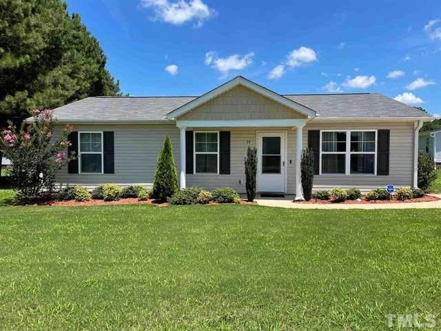 24 Rocks Edge Lane, Smithfield, NC 27577 (#2395735) :: Real Estate By Design