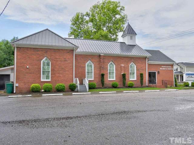 300 S College Avenue, Kenly, NC 27542 (#2395736) :: Bright Ideas Realty