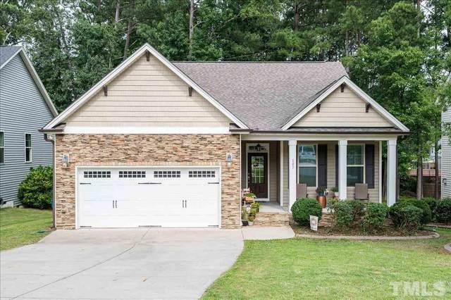 107 Bonterra Drive, Youngsville, NC 27596 (#2395749) :: The Jim Allen Group