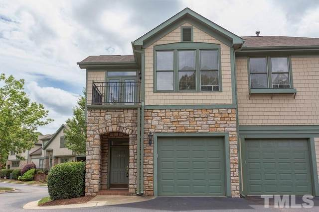 408 Presque Isle Lane #408, Chapel Hill, NC 27514 (#2395750) :: Realty One Group Greener Side