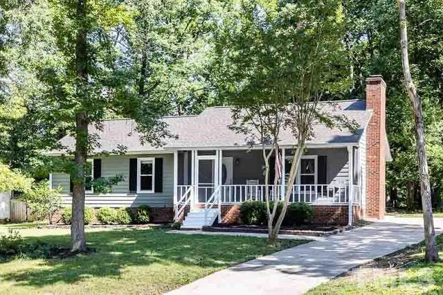 318 Trappers Run Drive, Cary, NC 27513 (#2395770) :: Real Estate By Design