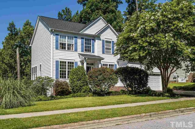 2407 Colony Woods Drive, Apex, NC 27523 (#2395775) :: Realty One Group Greener Side