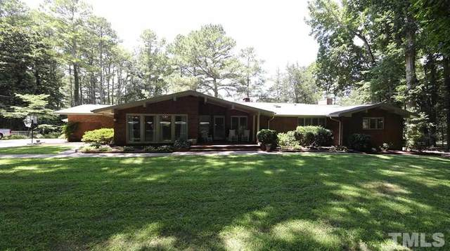 1414 Country Club Drive, Wake Forest, NC 27587 (#2395778) :: Marti Hampton Team brokered by eXp Realty