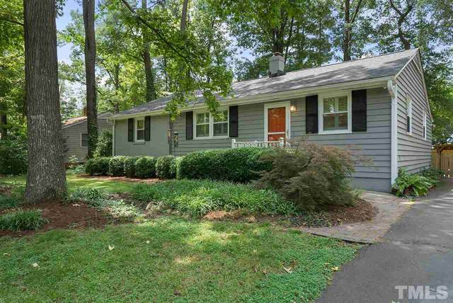 418 Hickory Drive, Chapel Hill, NC 27517 (#2395812) :: Marti Hampton Team brokered by eXp Realty