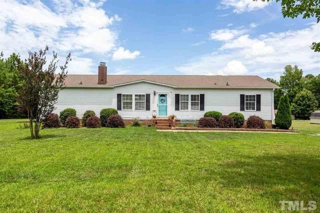 4527 Spoon Loop Road, Liberty, NC 27298 (#2395879) :: Real Estate By Design