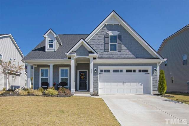 2005 Trent River Avenue, Wake Forest, NC 27587 (#2395928) :: Real Estate By Design