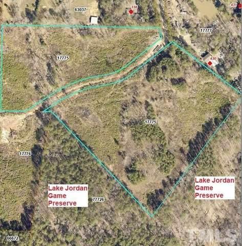 Jb Morgan Road, Apex, NC 27523 (#2395934) :: Raleigh Cary Realty