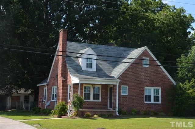 207 N Pine Street, Princeton, NC 27569 (#2396012) :: The Beth Hines Team