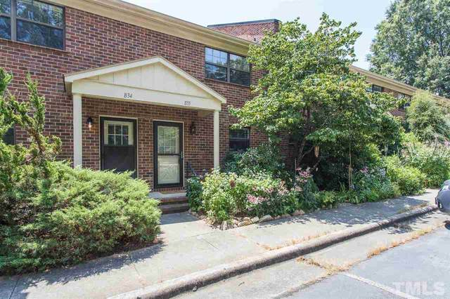 105 Fidelity Street 33B, Carrboro, NC 27510 (#2396089) :: Realty One Group Greener Side