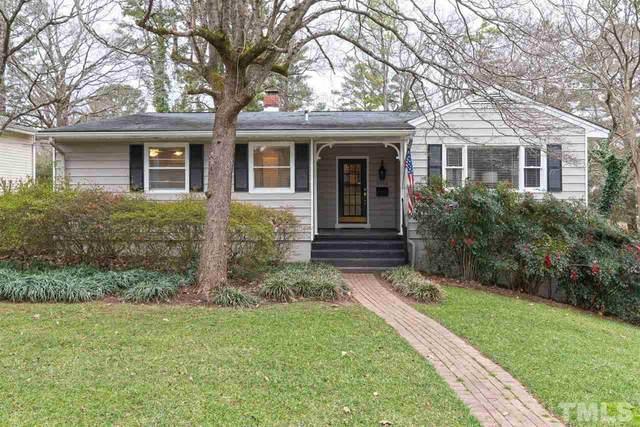 2913 Anderson Drive, Raleigh, NC 27608 (#2396094) :: Kim Mann Team
