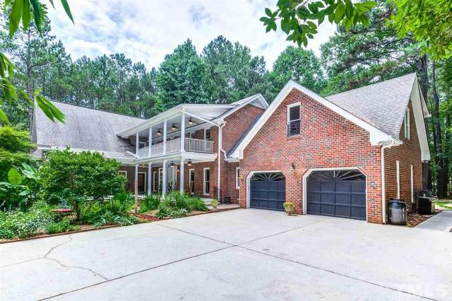 5908 Campbell Wood Drive, Raleigh, NC 27606 (#2396102) :: The Perry Group