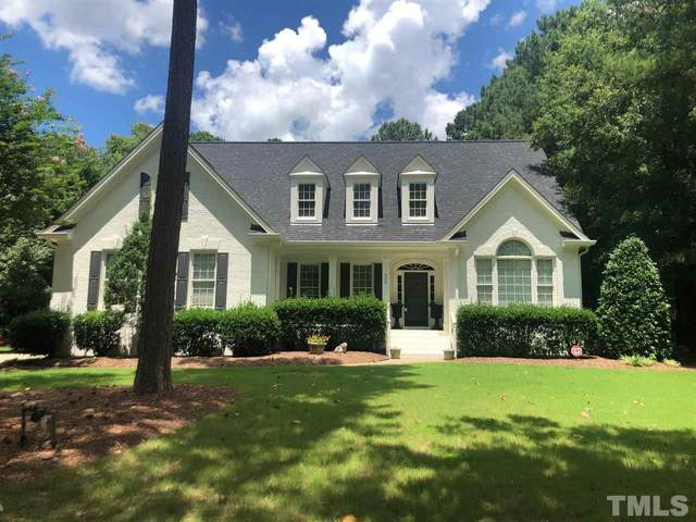 400 Kenmont Drive, Holly Springs, NC 27540 (#2396116) :: Triangle Just Listed