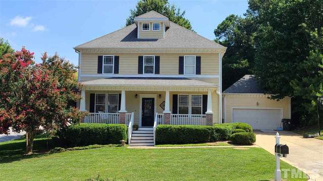 101 Menteith Court, Apex, NC 27502 (#2396136) :: Bright Ideas Realty