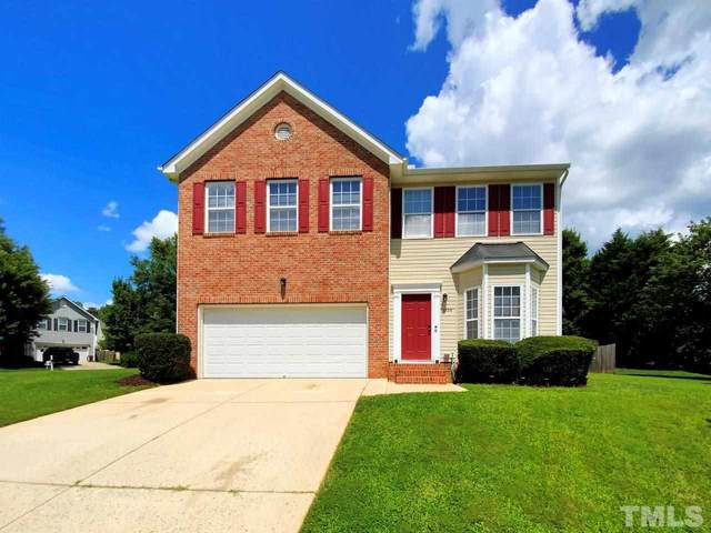 1336 Marbank Street, Wake Forest, NC 27587 (#2396195) :: The Perry Group