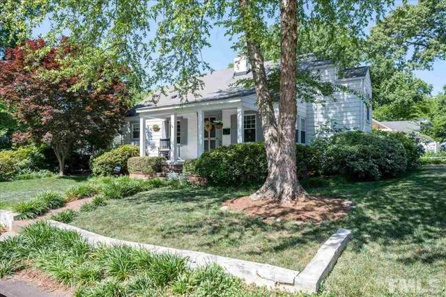 1609 Carson Street, Raleigh, NC 27608 (#2396241) :: Realty One Group Greener Side