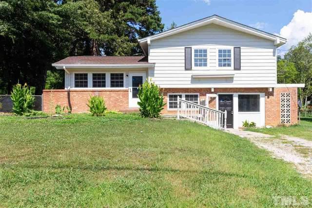 5610 Laurel Crest Drive, Durham, NC 27712 (#2396244) :: Realty One Group Greener Side