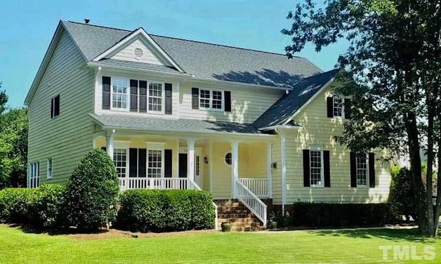 123 Dallavia Court, Morrisville, NC 27560 (MLS #2396252) :: The Oceanaire Realty