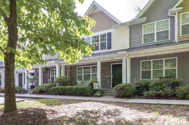 327 Port Haven Drive, Apex, NC 27502 (#2396269) :: Real Estate By Design