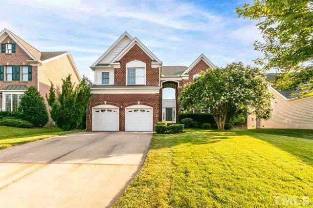 11712 Dellcain Court, Raleigh, NC 27617 (#2396280) :: The Perry Group
