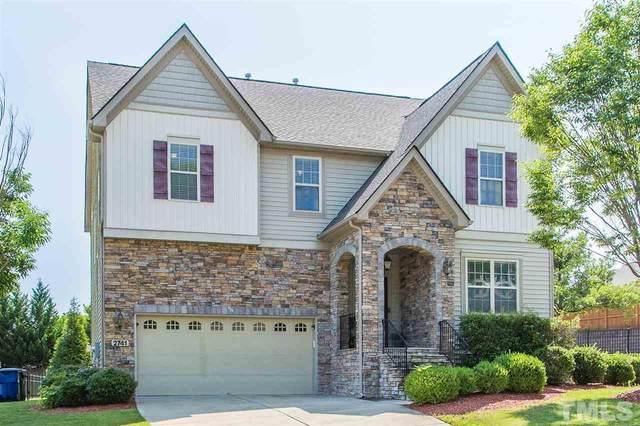 2741 Cashlin Drive, Raleigh, NC 27616 (#2396313) :: Dogwood Properties
