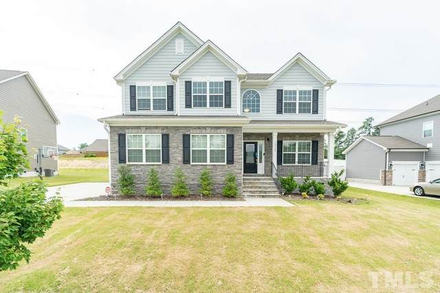1512 Beaver Tan Court, Wake Forest, NC 27587 (#2396327) :: Realty One Group Greener Side
