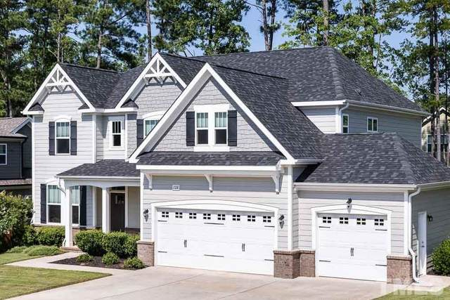 128 Park Bluff Drive, Holly Springs, NC 27540 (#2396335) :: The Jim Allen Group