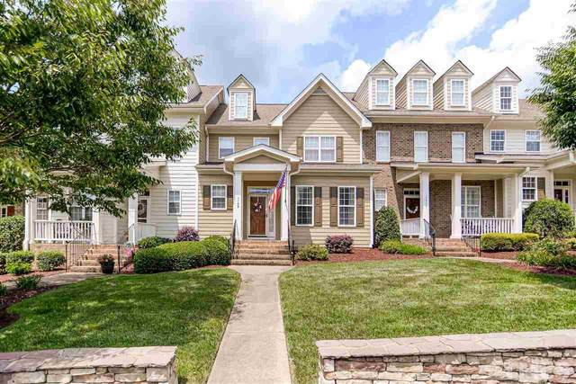 1109 Front Gate Lane, Wake Forest, NC 27587 (MLS #2396339) :: EXIT Realty Preferred