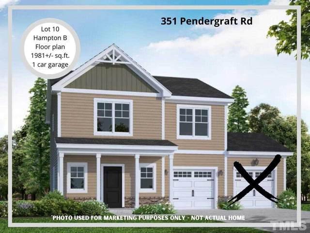 351 Pendergraft Road, Bunnlevel, NC 28323 (#2396346) :: The Beth Hines Team