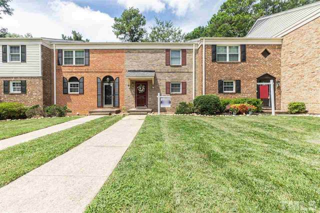 6543 New Market Way #6543, Raleigh, NC 27615 (MLS #2396352) :: The Oceanaire Realty