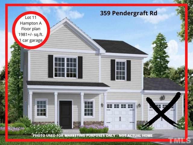 343 Pendergraft Road, Bunnlevel, NC 28323 (#2396360) :: The Beth Hines Team