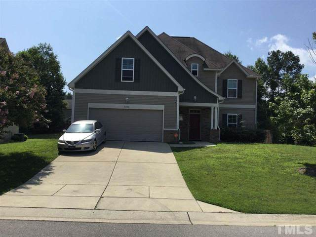 5220 Sapphire Springs Drive, Knightdale, NC 27545 (#2396373) :: Dogwood Properties