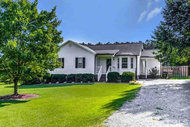 37 Critcher Farm Lane, Benson, NC 27504 (#2396374) :: Kim Mann Team