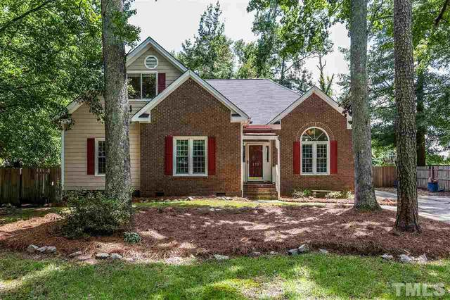 713 Sunset Drive, Fuquay Varina, NC 27526 (#2396534) :: Real Estate By Design