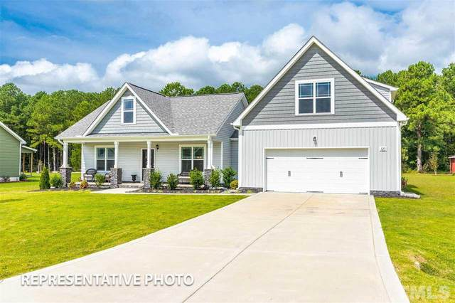 98 W Clydes Point Way, Wendell, NC 27591 (MLS #2396541) :: The Oceanaire Realty
