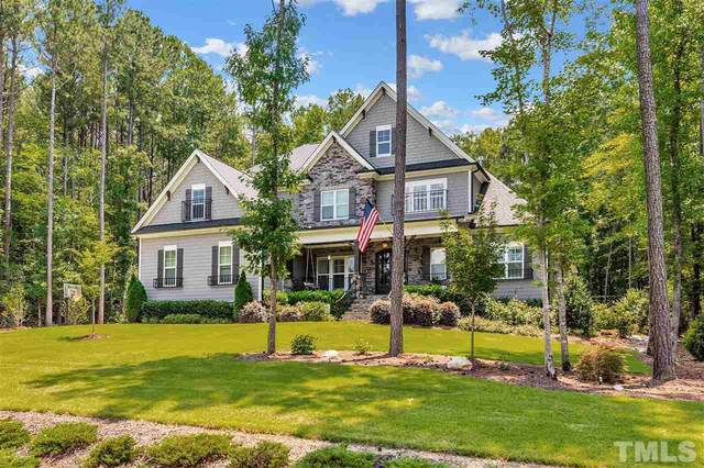 7321 Waterlook Way, Wake Forest, NC 27587 (#2396544) :: Realty One Group Greener Side